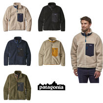 Patagonia 大人気! Men's Classic Retro-X Fleece Jacket