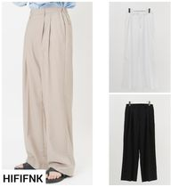 人気新作★HI FI FNK★Moun Wide Slacks (3color)