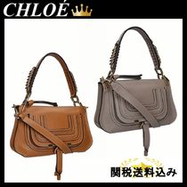 CHLOE MARCIE SMALL SHOULDER BAG SMOOTH LEATHER
