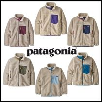 Patagonia★19-20AW★新色★ Kids Retro-X Fleece Jacket