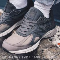 """NEW BALANCE 990V4 """"FADE TO BLACK"""" 渋カラー MADE IN USA"""