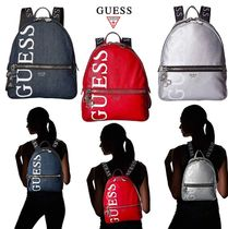 送料・ 関税込*GUESS  Urban Chic Large Backpack