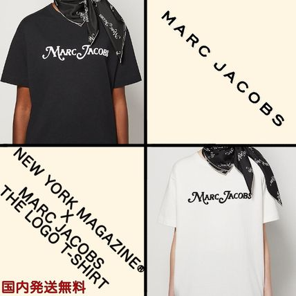 MARC JACOBS Tシャツ・カットソー 【国内発送】New York Magazine X Marc Jacobs The Logo T-shirt