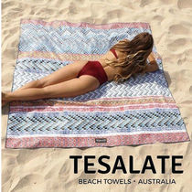 Tesalate The Alchemist - Towel for Two ビーチタオル