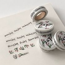 MAZZZZY(マジー) マスキングテープ 韓国人気★ MAZZZZY ★ day masking tape