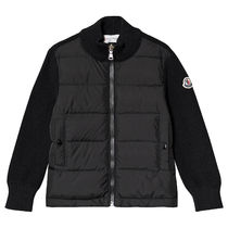 2019AW 大人も着れるMoncler 'Maglia' black(~14A)