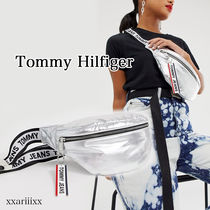 ◆NEW◆TOMMY JEANS◆ テーピング ロゴ ボディバッグ