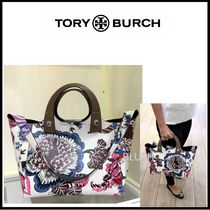 【TORY BURCH】 RORY PRINTED ミニトートバッグ