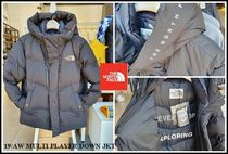 新作!早くも大人気!【TheNorthFace】MULTI PLAYER DOWN JKT