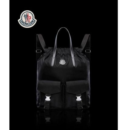 MONCLER バックパック・リュック [関税・送料込] MONCLER (モンクレール)CHER