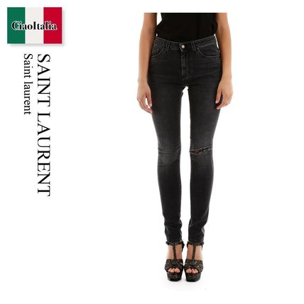 Saint Laurent デニム・ジーパン Saint laurent Five Pockets Jeans(6)