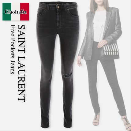 Saint Laurent デニム・ジーパン Saint laurent Five Pockets Jeans