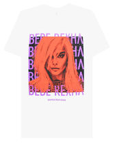 Bebe Rexha Official Bebe Stack T-Shirt アーティストTシャツ