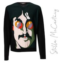 2019SS Stella McCartney All You Need Is Love Sweater Beatles