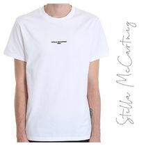 2019SS Stella McCartney T-shirt In White Cotton WHITE メンズ