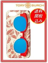 関税.送料込  Tory Burch Mirror Sunnies Case For iPhone 7