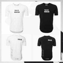 BALR★ボーラー 2019AW RIGHT TIME FILED Tシャツ 白 黒 関税送料込