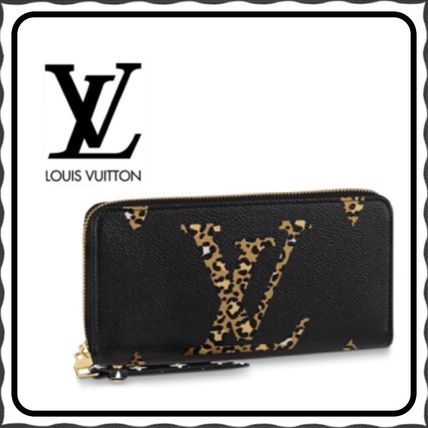 lowest price 7c95e a0cd1 新作☆Louis Vuitton ジッピー・ウォレット ノワール