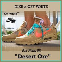 "Off-White x NIKE AIR MAX 90 ""Desert Ore"" SS 19 2019"