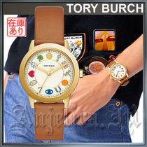 ★ラッキーアイコンが人気★TORY BURCH GIGI WATCH LADIES WATCH