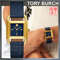 ★魅惑のスクエア★TORY BURCH PHIPPS WATCH LADIES WATCH
