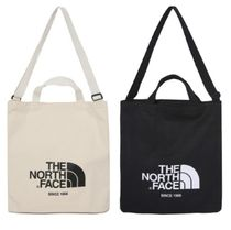 【THE NORTH FACE】  ★  BIG LOGO TOTE★ 2色!