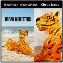 Urban Outfitters★タイガー プール ビッグ 浮き輪 フロート