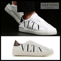 【VALENTINO】VLTN OPEN SNEAKERS 0830 PST A01