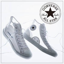 【CONVERSE】コンバース  ALL STAR LIGHT CLEARMATERIAL HI