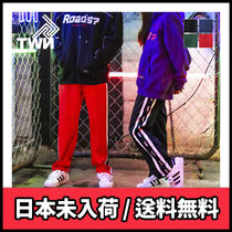 BTS着用ブランド【TWN】Scotch Logo Training Pants_STLP3118