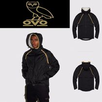 【Drake愛用】最新作 光る!☆OVO HOODED SHELL JACKET