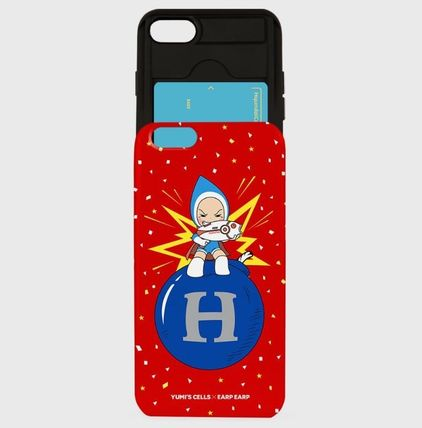 ncover スマホケース・テックアクセサリー 韓国発 EARPEARP iPhone galaxy lg カード収納ケ−ス Hysterious(9)