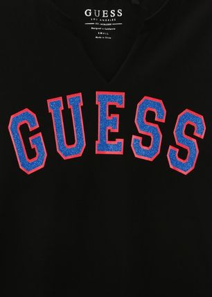 Guess Tシャツ・カットソー ☆韓国の人気☆【GUESS】☆GUESS ロゴ 半袖 Tシャツ☆2色☆(3)