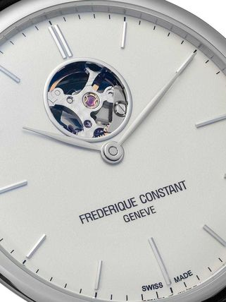 FREDERIQUE CONSTANT スーツ 関税込◆Slimline Heart Beat Automatic 40mm