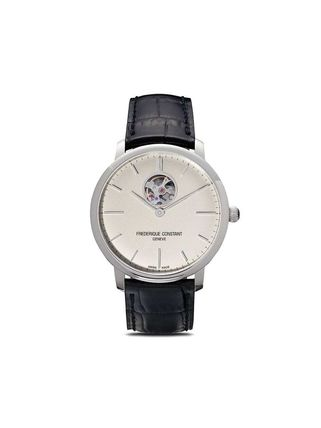 FREDERIQUE CONSTANT スーツ 関税込◆Slimline Heart Beat Automatic 40mm(3)