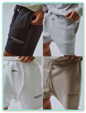 FEAR OF GOD ハーフ・ショートパンツ Fall '19 FOG - Fear Of God Essentials Sweat Shorts ショーツ