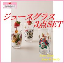 最安値保証*関送込☆Nathalie Lete Tropical Juice Glass 3点SET