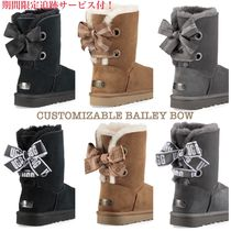 関税負担なし!☆UGG☆ CUSTOMIZABLE BAILEY BOW SHORT