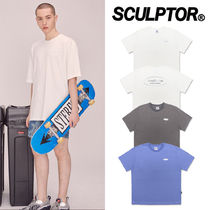 SCULPTOR(スカルプター) Tシャツ・カットソー 韓国ブランド [SCULPTOR] UNISEX SCULPTOR ELLIPSE TEE 3COLOR