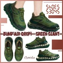 ☆新作☆完売前に!《SHOES 53045》BUMP'AIR Drop 1 GREEN GIANT