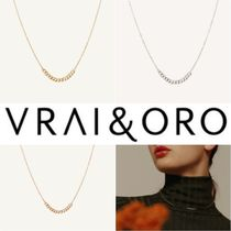 LA発☆日本未上陸【VRAI & ORO】Interlink Necklace ネックレス