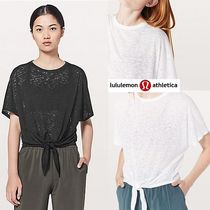 lululemon☆SALE! In Sequence Short Sleeve 透け感 ♪