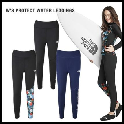 ☆THE NORTH FACE☆ W'S PROTECT WATER LEGGINGS 3色