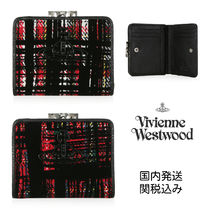 Vivienne Westwood★KELLY WALLET WITH COIN POCKET 二つ折り