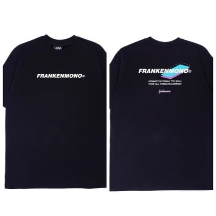 Tシャツ・カットソー 【FRANKEN MONO】 DOTTED T-SHIRTS (4color)