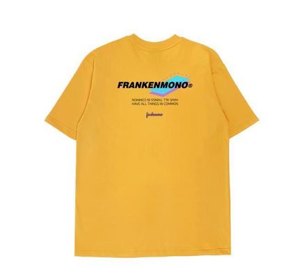 Tシャツ・カットソー 【FRANKEN MONO】 DOTTED T-SHIRTS (4color)(9)