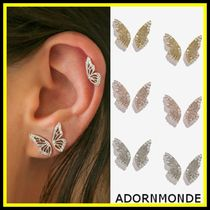 送料関税込☆ADORNMONDE☆Butterfly Wing ピアス