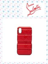 Christian Louboutin/Red Runner iPhone X & XS フォンケース