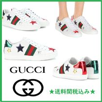GUCCIグッチ★Ace leather sneakers★レディーススニーカー