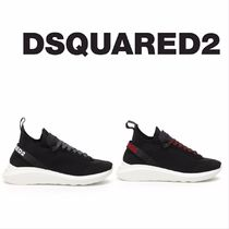【DSQUARED2】Knit Speedster Sneakers
